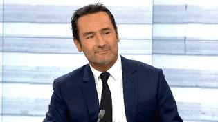 """Gilles Lellouche présente """"L'enquête"""" sur le plateau de France 2  (France 2 / Culturebox)"""
