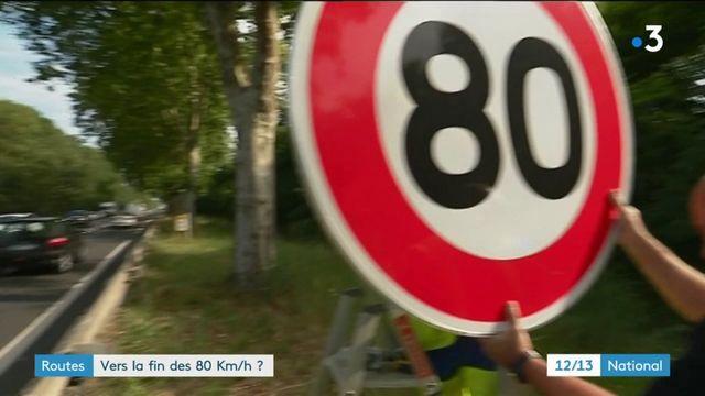 Routes : vers la fin des 80 km/h