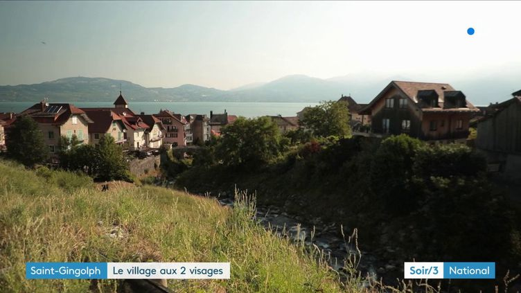 Le village de Saint-Gingolf (France 3)