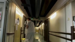 Covid-19 : hôpitaux submergés à Nice, des patients de plus en plus jeunes (France 2)
