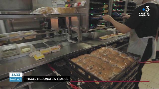 Confinement : l'ouverture des restaurants Mc Donald's créé l'attroupement