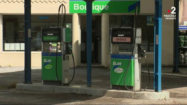 Carburant : les stations-service en difficulté