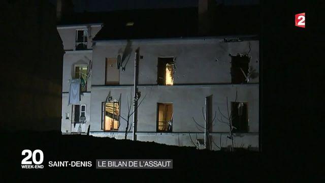 Attentats de Paris : le point sur l'assaut de Saint-Denis