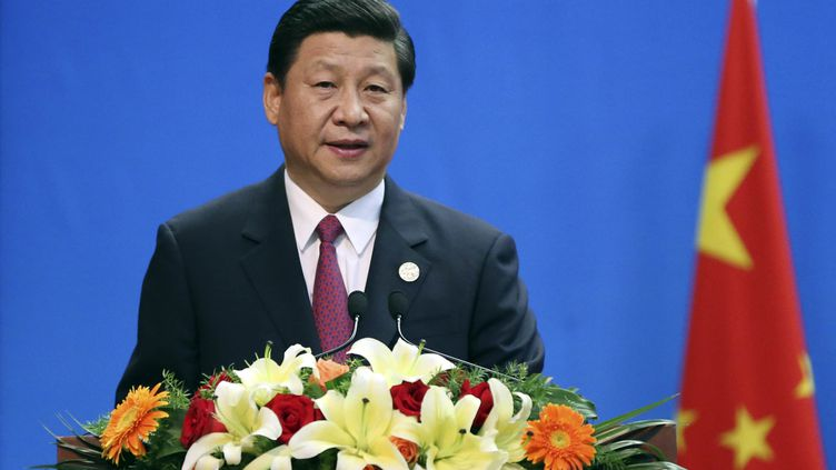 Dans quelques semaines, Xi Jinping deviendra le numéro 1 chinois. Mais la date du Congrès qui doit officialiser la transition reste inconnue. (LAN HONGGUANG / XINHUA /AFP)