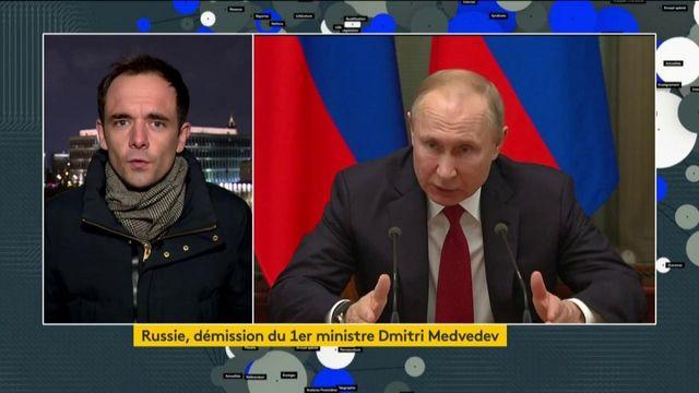 Russie : Vladimir Poutine, plus que jamais maître du jeu