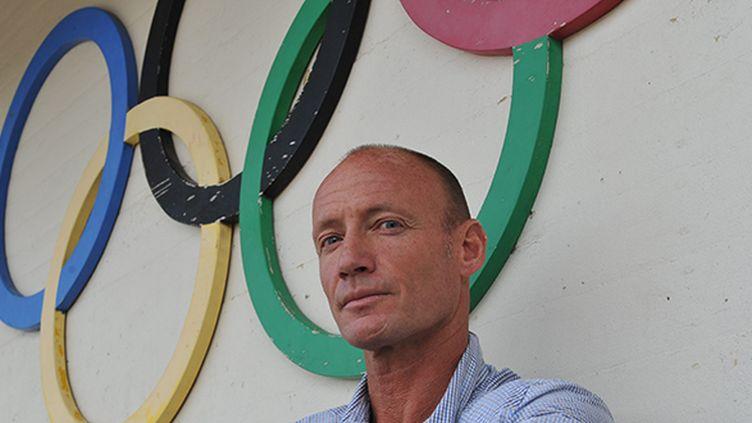 Jacques Favre, DTN de la natation française