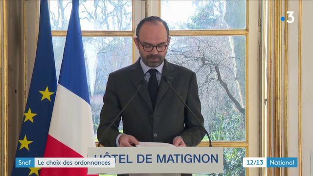 SNCF : le choix des ordonnances