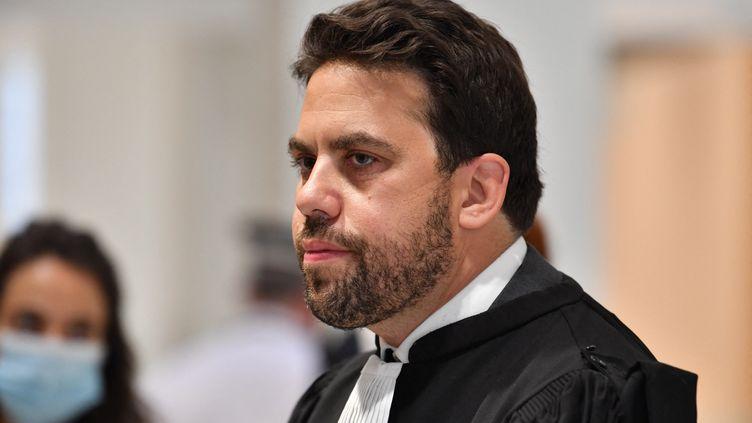 L'avocatPatrick Klugman, en septembre 2020. (ALAIN JOCARD / AFP)