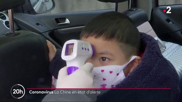 Coronavirus : la psychose s'installe en Chine