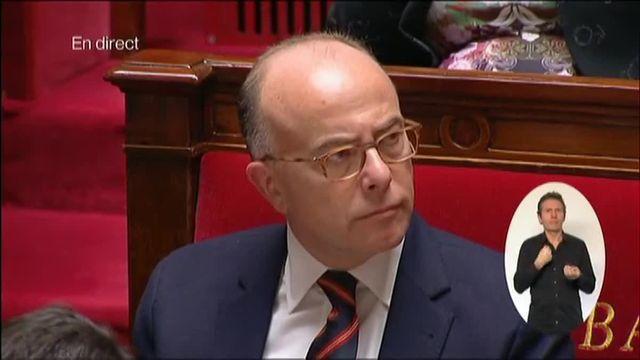 """Un député Les Républicains invite toute l'Assemblée à """"ne pas sombrer invectives"""""""