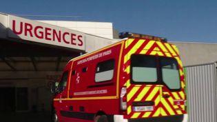 La Seine-Saint-Denis est leprincipal foyer de l'épidémie de Covid-19 en Île-de-France. Lundi 30 mars, les hôpitaux de la ville étaient totalement saturés. (FRANCE 3)