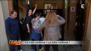 A Barcelone, des familles chassées du centre-ville par les touristes (FRANCE 3 / FRANCETV INFO)