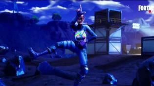 """Le jeu vidéo """"Fortnite"""" a conquis plus de 150 millions de joueurs en seulement neuf mois.  (Culturebox - capture d'écran)"""