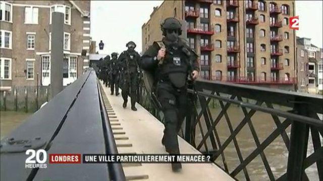 Attaque à Londres : une ville particulièrement menacée ?