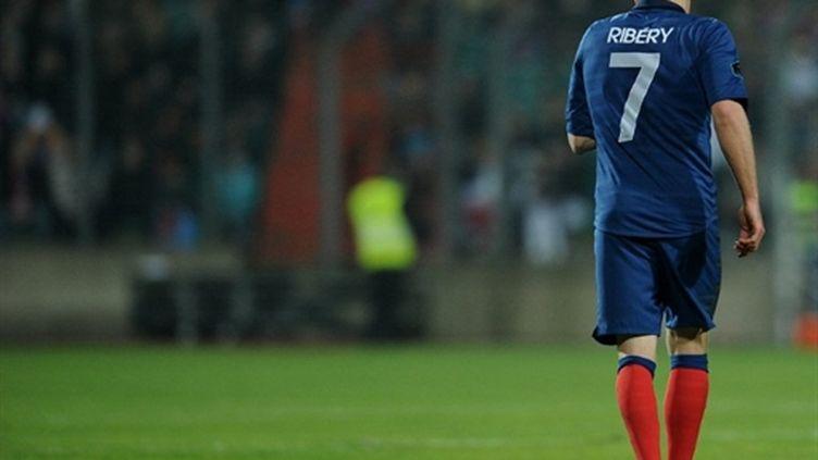 Franck Ribéry (FRANCK FIFE / AFP)