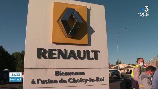 Renault : le constructeur confirme la suppression de 4 600 postes en France