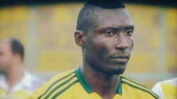 L'attaquant camerounais Albert Ebossé
