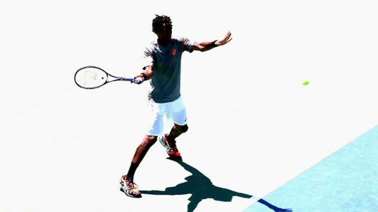 Gaël Monfils (STREETER LECKA / GETTY IMAGES NORTH AMERICA)
