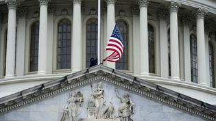Le Capitole, Washington (illustration). (JOSE LUIS MAGANA / AFP)