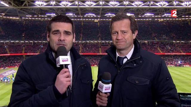 Six nations : le XV de France dans l'enfer rouge de Cardiff