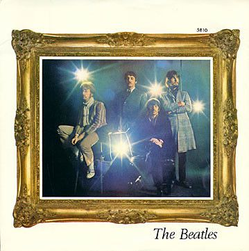 """Le single """"Penny lane"""" / """"Strawberry fields forever"""""""