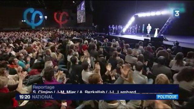 Présidentielle 2017 : Jean-Luc Mélenchon à Lyon et Paris en même temps