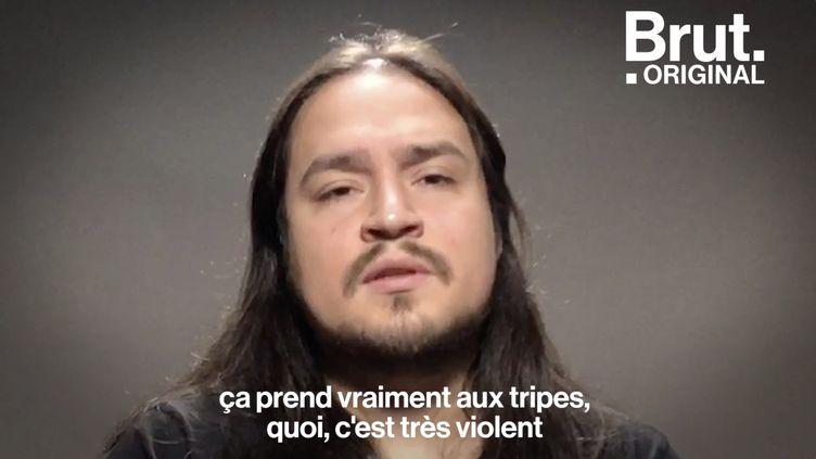 VIDEO. 13-Novembre : Survivant du Bataclan, le témoignage bouleversant de David (BRUT)