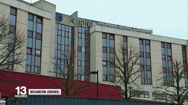Besançon : la carrière de l'anesthésiste passée au crible