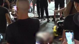 Proche-Orient : des scènes de lynchage en pleine rue (France 3)