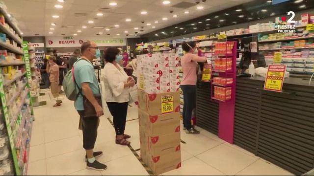 Déconfinement : les pharmacies adoptent le click and collect