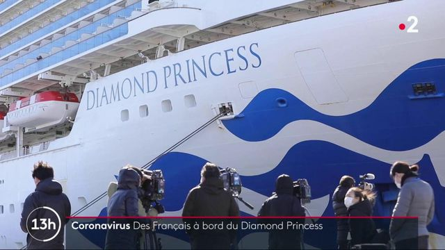 Coronavirus 2019-nCoV : des Français à bord du Diamond Princess, placé en quarantaine au large du Japon