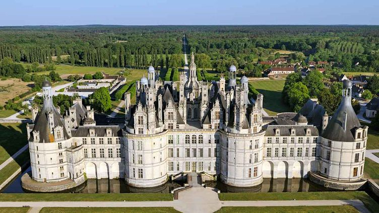 (Chambord © Getty Images)