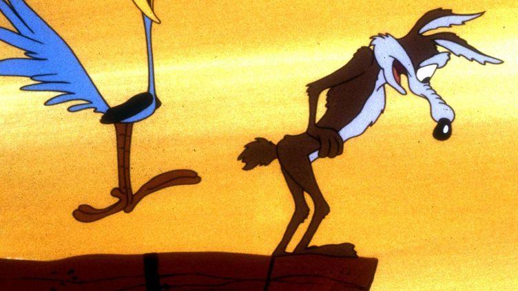 "Une scène du film de 1979 ""The Bugs Bunny/Road Runner Movie"". (SIPA / AP)"
