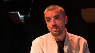 Le rappeur PIHPHO a rencontré France 3 Franche-Comté pour parler de son nouvel EP. (France 3 France-Comté)