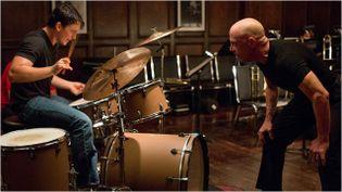 """J. K. Simmons et Miles Teller dans """"Whiplash"""" de Damein Chazelle  (Ad Vitam )"""