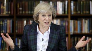 Theresa May, le 30 juin 2016, à Londres. (FRANTZESCO KANGARIS / AFP)