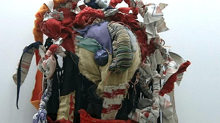 """Les poupées de Michel Nedjar exposées au LaM dans le cadre d'une grande restrospective intitulée """"Introspective""""  (France 3)"""