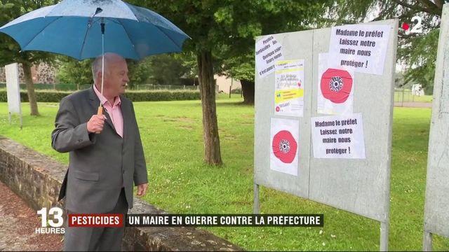 Environnement : un maire breton en guerre contre les pesticides