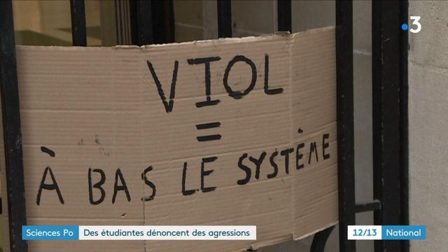 Violences sexuelles : la parole se libère à Sciences Po, son directeur démissionne