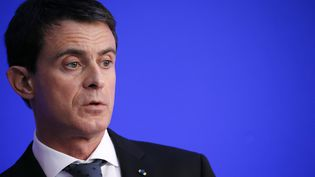 Manuel Valls, le 21 mars 2016 à Paris. (GONZALO FUENTES / REUTERS)