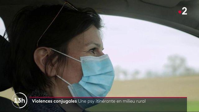 Santé : des psys itinérants contre les violences conjugales