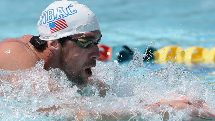 Michael Phelps (CHRISTIAN PETERSEN / GETTY IMAGES NORTH AMERICA)