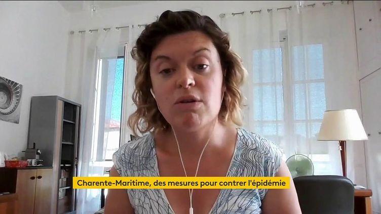 Marie Grosgeorge (FRANCEINFO)