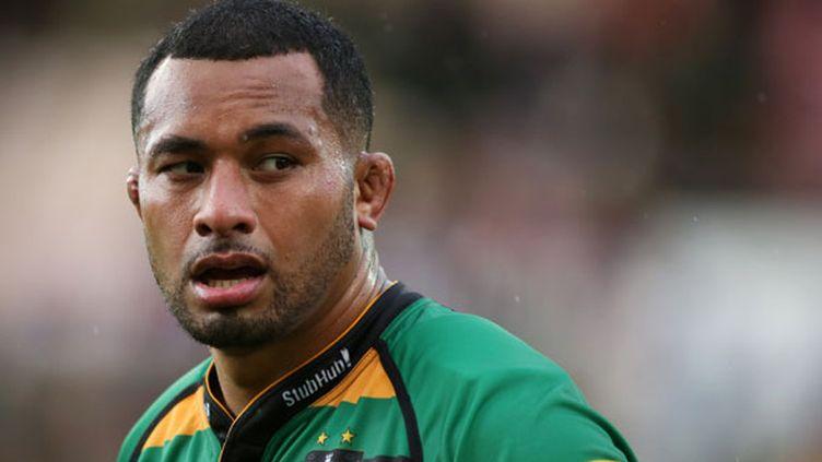 Le rugbyman américain Samu Manoa