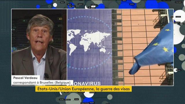 Coronavirus : les visas européens attribuer au cas par cas