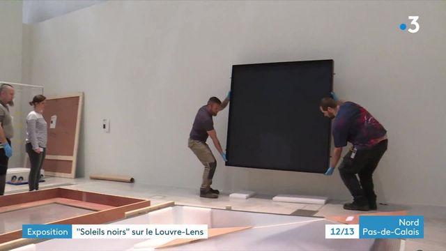 """Exposition """"Soleils Noirs"""" au Louvre Lens"""