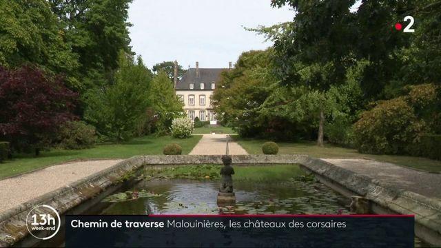 Bretagne : les Malouinières, souvenirs des armateurs de corsaires
