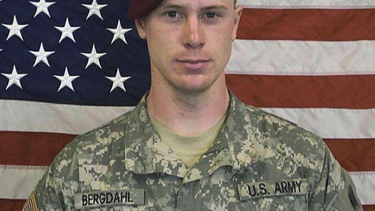 Le sergent Bowe Bergdahl sur une photo non datée. (AP / SIPA)