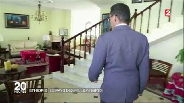 Éthiopie : le pays des millionnaires