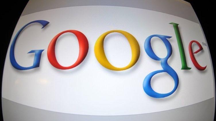 Le logo Google (AFP/KAREN BLEIER)